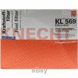 Mahle Carburant Kl 569 Intérieur la 293 Air LX 1780/3 Filtre à Huile Ox 171/2D