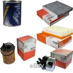 Mahle / Knecht Kit D'Inspection Filtre Kit Sct Lavage Moteur 11614479