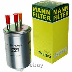 Mann Filtre Paquet mannol Filtre à Air Ford Focus Daw Dbw 1.8 TDCI Tourneo