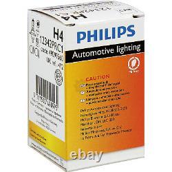 Phare Halogène Kit Ford Focus 11.98-10.01 H4 sans Moteur Incl. Lampes