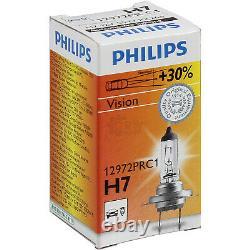 Phare Halogène Kit Ford Focus Année Fab. 10/01-11/04 H7/H1 avec Clignotant