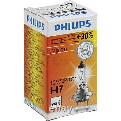 Phares Kit Ford Focus Année Fab. 12/07-04/11 Incl. Moteur H7+H1 Incl. Lampes 45R