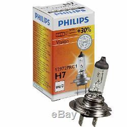 Phares Kit Ford Focus Année Fab. 12/07-04/11 Incl. Moteur H7+H1 Incl. Lampes Jnm