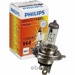 Phares Kit Ford Focus I Année Fab. 10.98-08.01 Combi Berline Incl. Philips H4 V