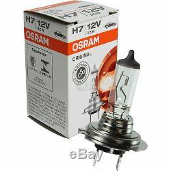 Phares Kit H7/H1 Chrome pour Ford Focus II Da Sécurité Dp Ffs Inclus Lampes