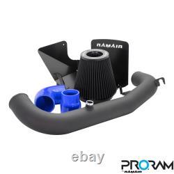 Proram Ford Focus RS mk3 Crossover Admission Kit Filtre à Air Cône Bleu