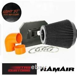 Proram Ford Focus ST225 mk2 Induction Air Filtre Admission Kit Orange Rs Écu De