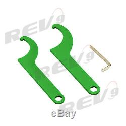 REV9 Hyper Rue II Performance Surcharge Kit pour 12-18 Ford Focus MK3 Seulement