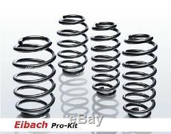 Ressorts Châssis Eibach Pro Kits Ford Focus 1 Berline (Daw)