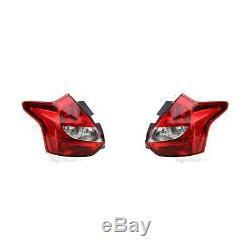 Rétro-éclairage des Feux Arrière Kit Lunks et Droite pour Ford Focus III