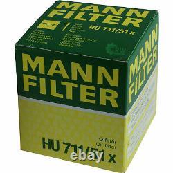Révision D'Filtre LIQUI MOLY Huile 6L 5W-30 pour Volvo V50 Mw 2.0 D C30 Ams