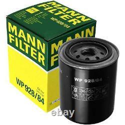 Révision D'Filtre LIQUI MOLY Huile 7L 5W-30 Pour Ford Franc-Tireur Uds Nous 2.7