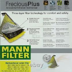 Révision Filtre LIQUI MOLY Huile 5L 5W-30 Pour Ford Focus II Break Da Ffs