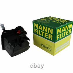 Révision Filtre LIQUI MOLY Huile 5L 5W-30 pour Volvo V50 Mw 1.6 D S40 II Mme