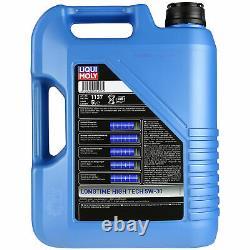 Révision Filtre LIQUI MOLY Huile 7L 5W-30 Pour Ford Maverick Uds Nous 2.7