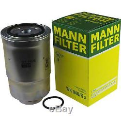 Révision Filtre Liqui Moly Huile 8L 5W-30 pour Ford Franc-Tireur Uds Nous 2.7 Td