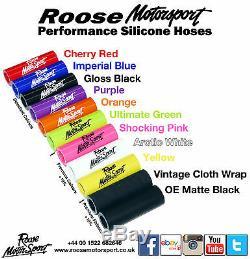 Roose motorsport Froid Côté Boost Tuyau Kit pour Ford Focus Rs Mk2 Modèles