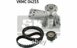 SKF Kit de distribution avec pompe à eau VKMC 04215 Pièces Auto Mister Auto