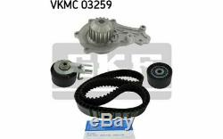 SKF Kit de distribution avec pompe à eau pour PEUGEOT 207 307 407 VKMC 03259