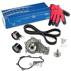 SKF Vkmc 03316 Kit Courroie de Distribution+Pompe à Eau Citroen Fiat Ford Mazda