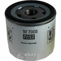 Sketch D'Inspection Filtre LIQUI MOLY Huile 5L 5W-30 Pour Ford Focus