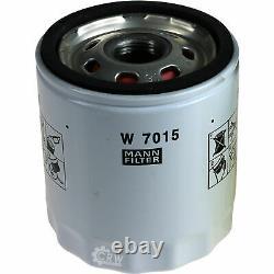 Sketch D'Inspection Filtre LIQUI MOLY Huile 6L 5W-30 Pour Ford Focus II Da
