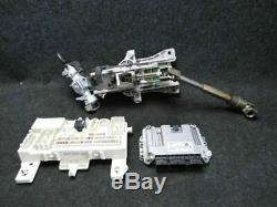 Unité de Commande Moteur Contact Anti-démarrage Codé Kit Clé Ford Focus II Da