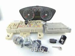 Unité de Commande de Moteur Kit Écu 5M51-12A650-RF Ford Focus MK2
