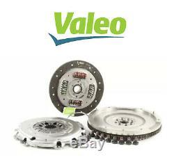 Valeo 835019 Kit D'embrayage Avec Volant Moteur Fixe Ford Focus Transit 1.8 Tdci