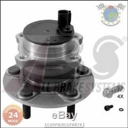 XBX2ABS Kit Moyeu de Roue arrière FORD FOCUS II Essence / gaz combustible liqu